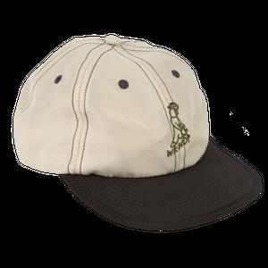 WKND【 ウィークエンド】Putter Floppy Hat - Cream キャップ ナイロン