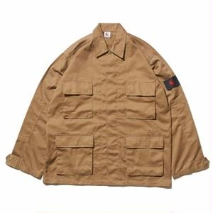 HELLRAZOR【 ヘルレイザー】地獄剃刀 BDU Jacket - Coyote Brown ミリタリー ジャケット