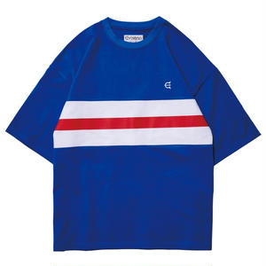 EVISEN【 えびせん】PENNY T-shirt Blue Tシャツ ブルー