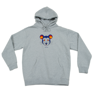 WKND【 ウィークエンド】Mouse Hoodie - Heather Grey パーカー グレー
