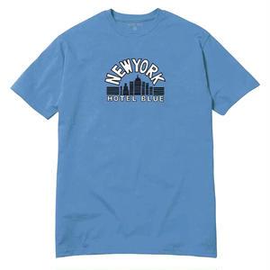 HOTELBLUE【 ホテルブルー】ARCH TEE CAROLINA BLUE  Tシャツ ブルー