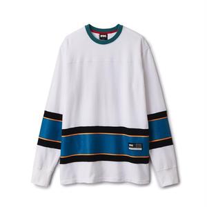 FTC【 エフティーシー】Blank Hockey jersey ホッケーシャツ ジャージ  ホワイト