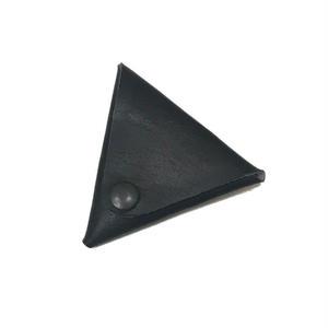 LUCKYWOOD【 ラッキーウッド】Lather COIN CASE レザー コインケース ブラック