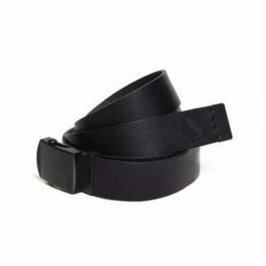 HELLRAZOR【 ヘルレイザー】Logo Leather Belt レザー ベルト ブラック