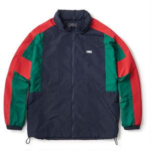 FTC【 エフティーシー】Color Blacked Nylon Track Jacket ナイロン ジャケット ネイビー