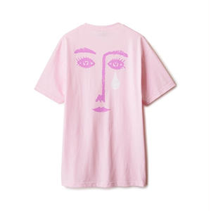 FTC【 エフティーシー】TRISTESSE TEE Tシャツ ピンク