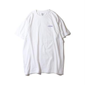 限定 sngwshop【 しながわしょうてん】LOGO TEE Tシャツ ホワイト しながわ商店