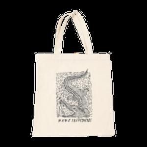 WKND【 ウィークエンド】Alligator Girl - Tote Bag トートバッグ