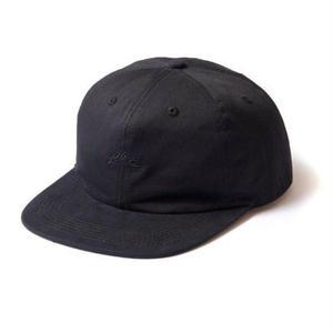 FTC【 エフティーシー】VIVA 6 PANEL CAP BLACK  キャップ 帽子  ブラック