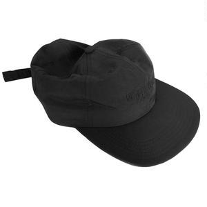 HOTELBLUE【 ホテルブルー】BLUE LOGO TASLAN CAP BLACK  キャップ 帽子  ブラック