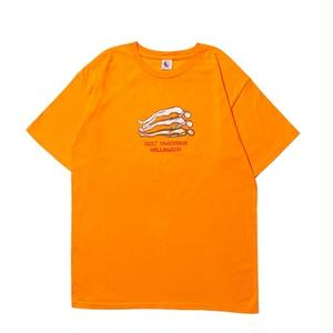 HELLRAZOR【 ヘルレイザー】Next Dimension Shirt - ORANGE Tシャツ