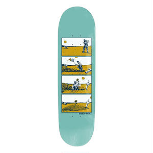 "PASS~PORT【 パスポート】""DIG"" STEP BY STEP SERIES DECK デッキ 板 8.125インチ"