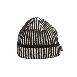 EVISEN【 えびせん】ACID KNIT CAP  WHITE ニット帽 ホワイト