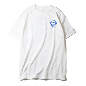 EVISEN【 えびせん】DOKU TSUBAKI TEE WHITE Tシャツ ホワイト