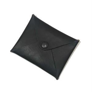 LUCKYWOOD【 ラッキーウッド】Lather CARD CASE レザー カードケース ブラック