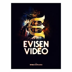 EVISEN【 エビセン】EVISEN VIDEO SKATE DVD ビデオ スケート