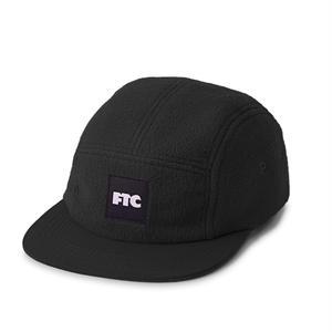 FTC【 エフティーシー】POLAR FLEECE CAMP CAP キャップ 帽子 ブラック
