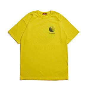 HELLRAZOR【 ヘルレイザー】 Logo Shirt - Yellow Tシャツ イエロー