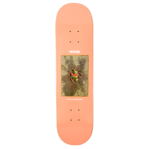 "WKND【 ウィークエンド】Doll Parts Series- ""Melon Murder Sablone"" Deck  デッキ 板 7.75インチ"