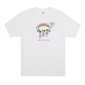 Classic Grip【 クラシックグリップ】Parents Tee  Tシャツ ホワイト