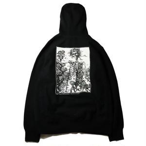 FTC【 エフティーシー】x GRATEFUL DEAD PULLOVER HOODY パーカー ブラック