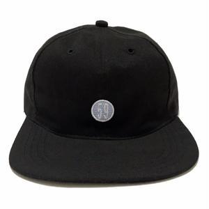 LUCKYWOOD【 ラッキーウッド】RACING CAP BLACK キャップ ブラック
