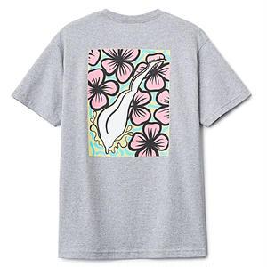 FTC【 エフティーシー】SNACK TEE GREY Tシャツ グレー