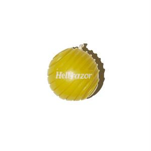 HELLRAZOR【 ヘルレイザー】 3D Logo Candle Wax - yellow ワックス ろうそく