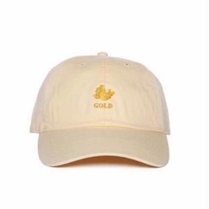HELLRAZOR【 ヘルレイザー】Angel of Gold Cap - Yellow  帽子 キャップ