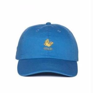 HELLRAZOR【 ヘルレイザー】Angel of Gold Cap - Sky Blue  帽子 キャップ
