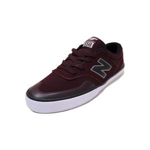New balance numeric【ニューバランスヌメリック】 NM 358 スケートボード バーガンディ