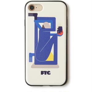 FTC【 エフティーシー】iPhone Case 7,8  WHITE アイフォンケース