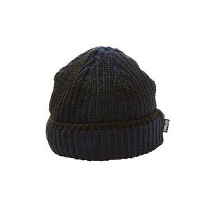 EVISEN【 えびせん】ACID KNIT CAP  BLUE ニット帽 ブルー