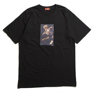 HELLRAZOR【 ヘルレイザー】 GOYA SHIRT - BLACK  Tシャツ ブラック