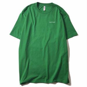 LUCKYWOOD【 ラッキーウッド】COFFEE TEE GREEN  コーヒー Tシャツ グリーン