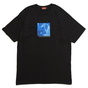 HELLRAZOR【 ヘルレイザー】 LIBRA SHIRT - BLACK  Tシャツ ブラック