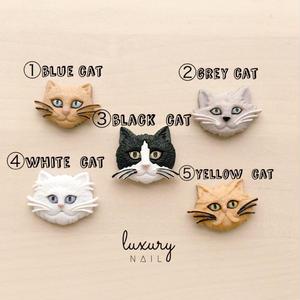 "luxury nail Original Select Marking Parts【""大切な筆や道具を使うたびにHAPPYな気分にしてくれるpretty cat""】"