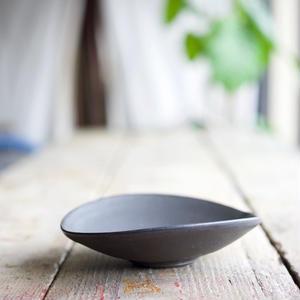 馬場勝文 / たわみ鉢 - 6寸