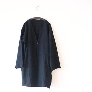 MUYA / Livery Wool Coat - Black