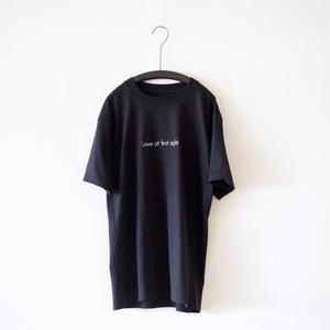 ajouter Original Tee / Love at・・・ (HANES BEEF BODY) / ブラック