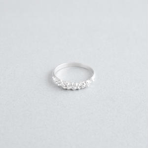 STONE SKIN RING S  DIAMOND