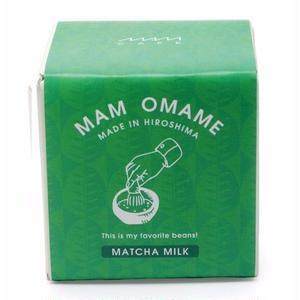 MAM OMAME-MATCHA MILK