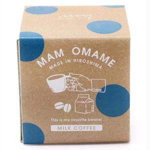 MAM OMAME-MILK COFFEE