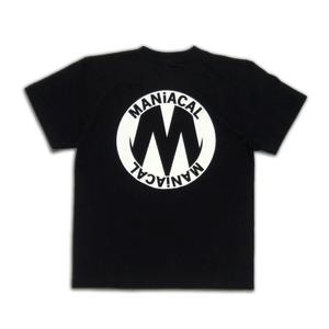 Round Logo Tee (ブラック)