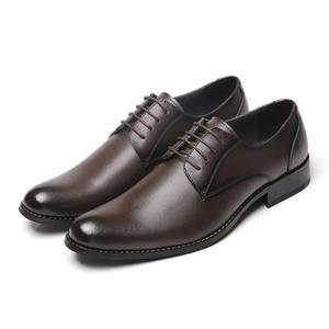 【Jo Marino】 高品質 日本製 ビジネスシューズ 本革 メンズ 革靴 紳士靴 MADE IN JAPAN-1181-DARK.BROWN