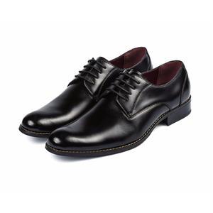 【Jo Marino】 高品質 日本製 ビジネスシューズ 本革 メンズ 革靴 紳士靴 MADE IN JAPAN-1181 -BLACK