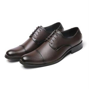 【Jo Marino】 高品質 日本製 ビジネスシューズ 本革 メンズ 革靴 紳士靴 MADE IN JAPAN-1180-DARK.BROWN