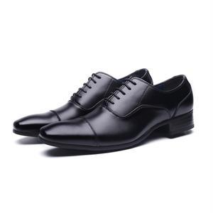 【Jo Marino】 高品質 日本製 ビジネスシューズ 本革 メンズ 革靴 紳士靴 MADE IN JAPAN-6610-BLACK