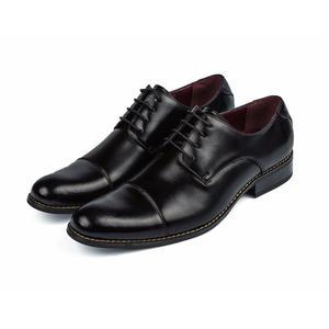 【Jo Marino】 高品質 日本製 ビジネスシューズ 本革 メンズ 革靴 紳士靴 MADE IN JAPAN-1180 -BLACK