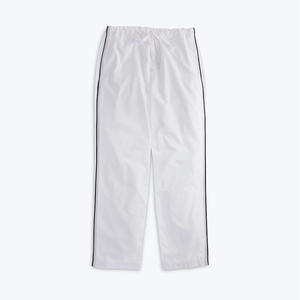 SLEEPY JONES // Marina Pajama Pant White End on End